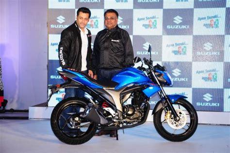Suzuki New Bike In India 2014 Suzuki Two Wheelers Unveil Two New Offerings