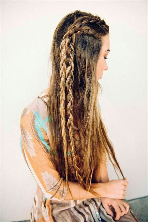 how to do braided hairstyles for long hair 15 adorable hairstyles for long hair pretty designs