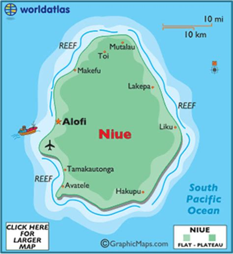 niue on world map niue map geography of niue map of niue worldatlas