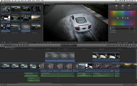 final cut pro chroma key final cut pro x 10 0 3 reencuentro de apple con los