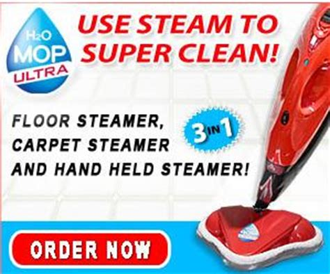 Can You Steam Clean Microfiber by H2o Ultra Steam Mop Cleans All Floors
