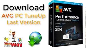 AVG PC TuneUp 16.62.2.46691 DOWNLOAD AND INSTALL Serial