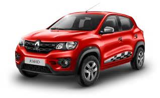 new car on road price renault kwid india price review images renault cars