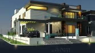 new plan of 1 kanal 10 marla modern house design in