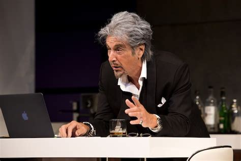 review of china doll on broadway pacino in mamet s china doll review pics new york theater