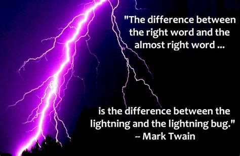 between the lightning bug and the lightning a writers the lightning bug the lightning nvc a language of life