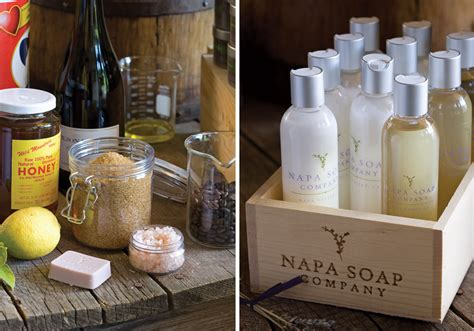 napa soap company and simple napa soap co magazine