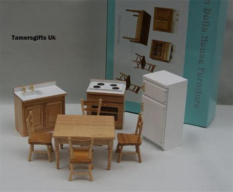 Dolls House Bathroom Furniture Alberon Dolls House Bathroom Bedroom Kitchen Furniture Ebay