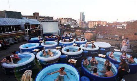 Bathtub Cinema by Along To David Bowie Or At The Tub