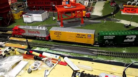 ho layout youtube my ho scale model railroad layout 9 12 14 youtube