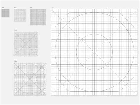 sketch app layout grid material icons grid sketch freebie download free