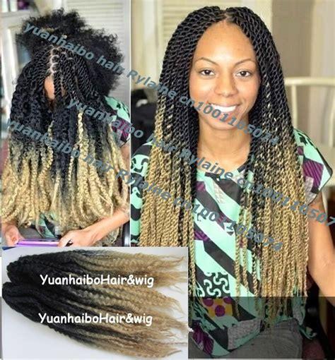 two toned senegalese twist www pixshark com images diy ombre braids www pixshark com images galleries