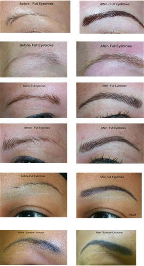 eyebrow tattoo in jakarta cosmetic fashion cosmetic eyebrow tattoo
