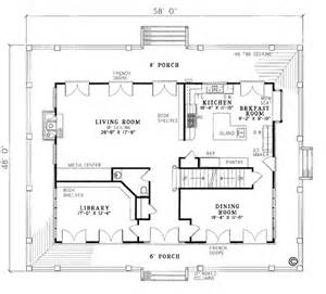 Southern Floor Plans by Gallery For Gt Southern Colonial House Floor Plan