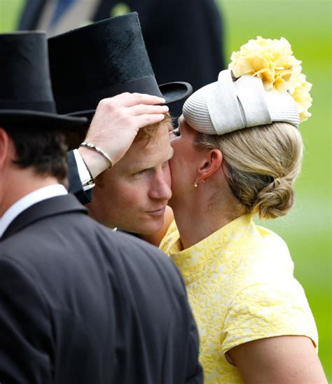 Zahra Skincare Day zara phillips enjoyed an animated day out at ascot photo 3