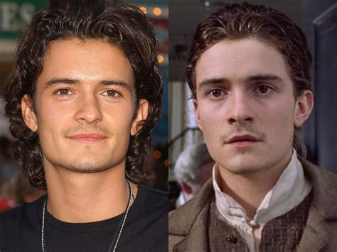 orlando bloom pirates of the caribbean age actors who played characters way older or younger than