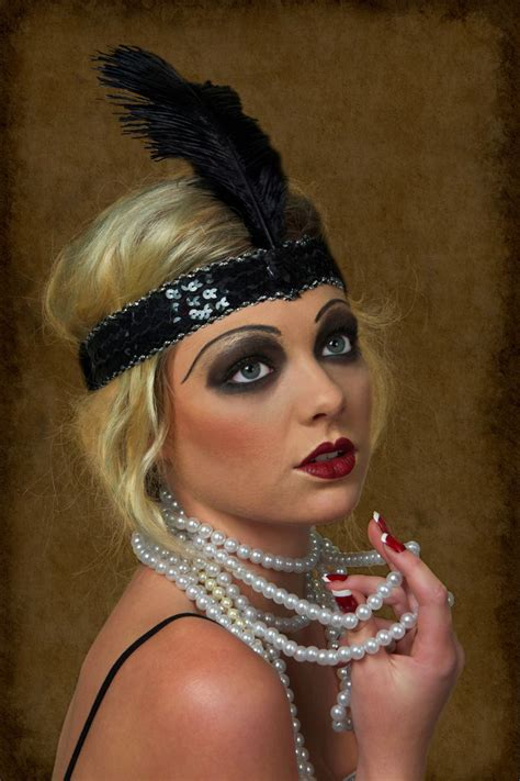 hairstyles from the great gatsby era the 25 best great gatsby makeup ideas on pinterest
