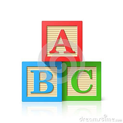 cubi con lettere cubi di legno di alfabeto con a b lettere di c