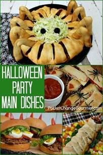 halloween food for dinner hoosier homemade