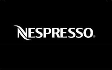 Buy Nespresso Gift Card - buy nespresso discount gift cards giftcard net