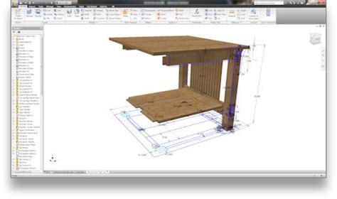 diy tree coat rack autocad woodworking software