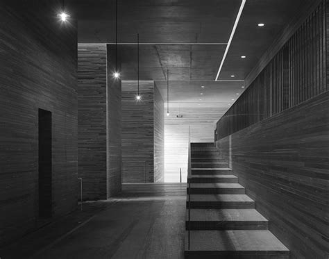 Zumthor Vals by Void Matters Architecture References Therme Vals By