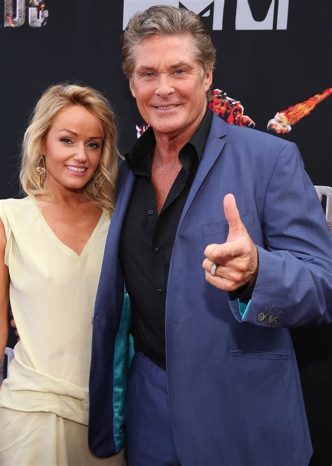 David Hasselhoff Pulls Out Of The Mtv Awards by David Hasselhoff And Hayley Mtv Awards