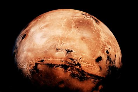 young mars warmed  methane bursts   flowed