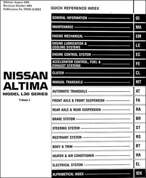 nissan altima wiring diagram radio image collections