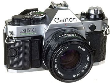 recommended film for canon ae 1 vintage camera australia
