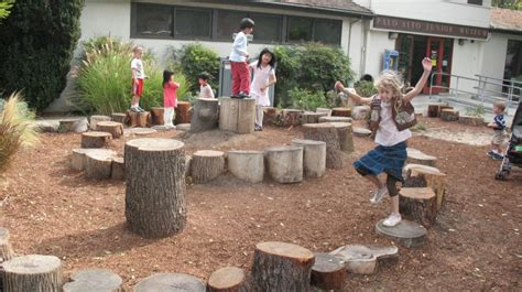 natural backyard playscapes spiral garden palo alto ca curtis tom 2006 playscapes