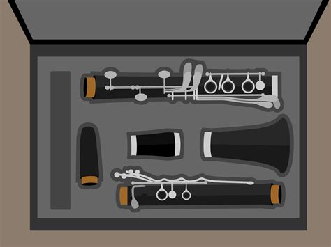 take appart how to take apart a clarinet 8 steps with pictures
