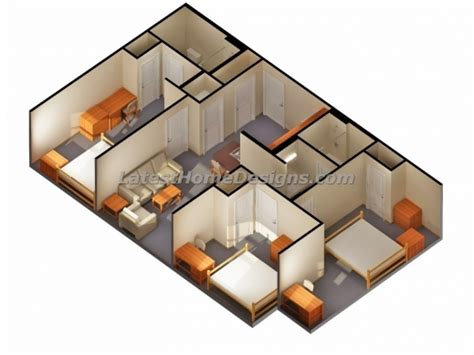 simple 3d house design marvelous 3 bedroom house designs 3d inspiration ideas design a house 3 bedroom simple