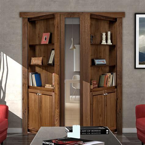 the door bookcase murphy door store door bookshelves hardware more