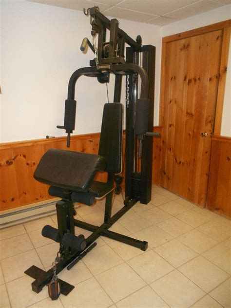 impex powerhouse multi station weight machine home