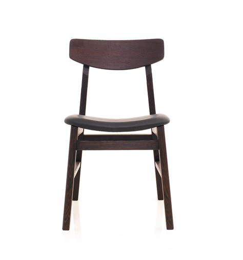 Wenge Dining Chair Moonstudio 187 Dining Chair Wenge