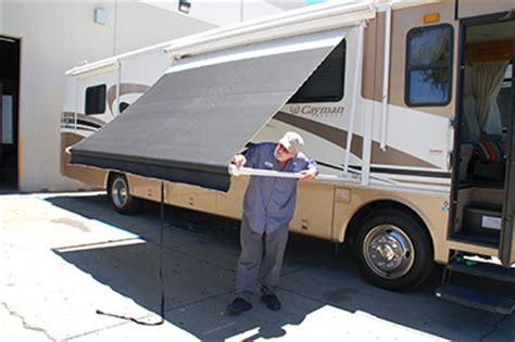 rv awning repair rv awning repair san diego rv awning replacement rv specialists