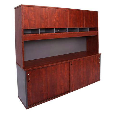 office furniture credenza executive credenza and hutch package fast office furniture
