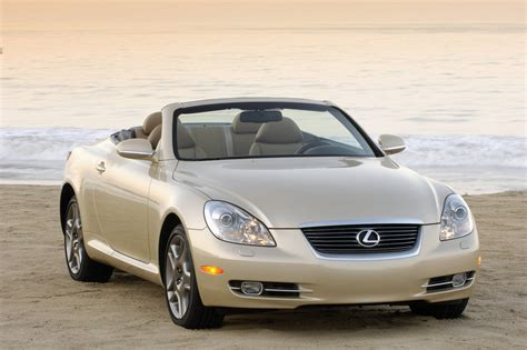 lexus cars 2006 2006 lexus sc 430 review gallery top speed