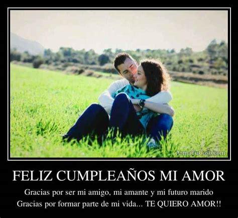 imagenes de feliz cumpleaños de amor feliz cumplea 209 os mi amor