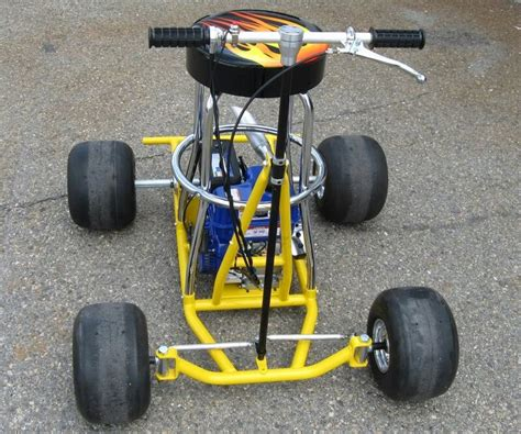 Bar Stool Go Kart Plans by How To Build A Bar Stool Kart Woodworking Projects Plans