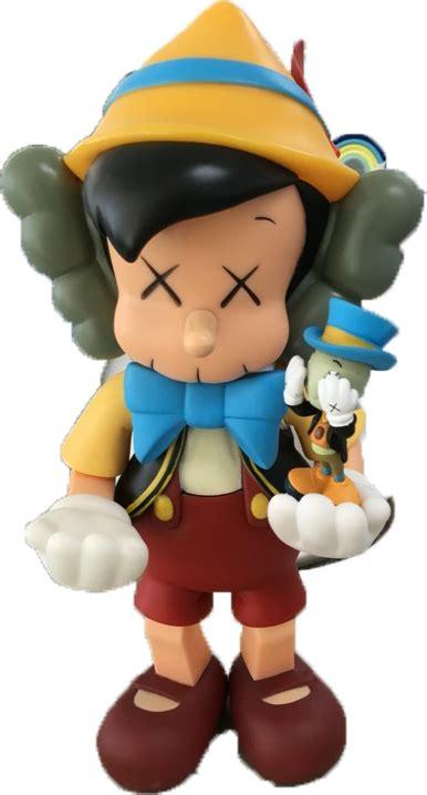 Remax Zhuaimao Decoration Doll Figur 1 collection original pinocchio figure birthday gift home car decoration in