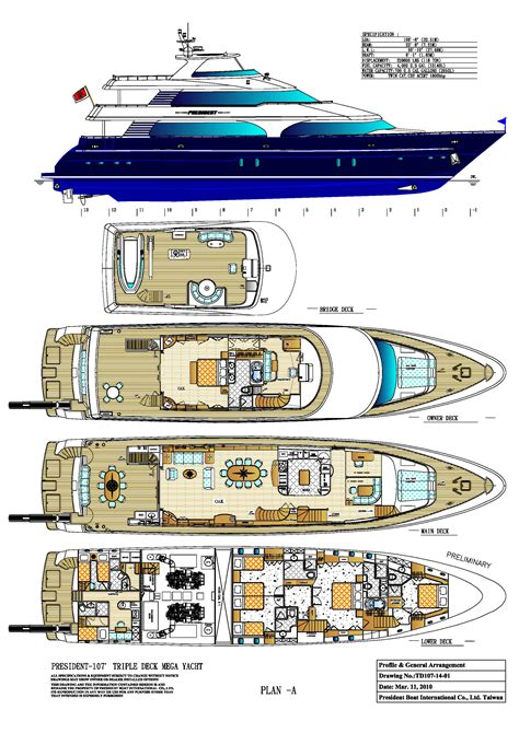 yacht deck layout ideas eagle marine europe