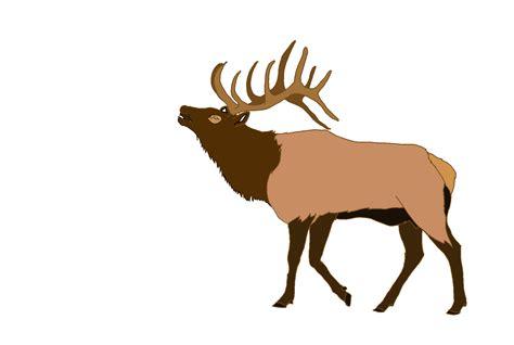 Top 83 Elk Clipart Free Clipart Image
