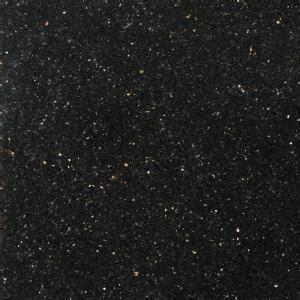 Emser Granite Galaxy Black Polished 12.01 in. x 12.01 in