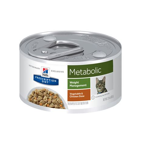 weight management canned food hill s prescription diet metabolic weight management