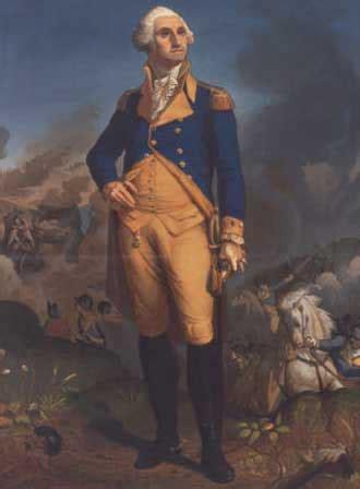 biography george washington american revolutionary democracy or theocracy