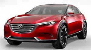 mazda cx4 scheduled to make its debut at 2016 beijing