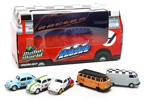 Vw Volkswagen Samba Scale 132 Urago gl dioramas greenlight collectibles