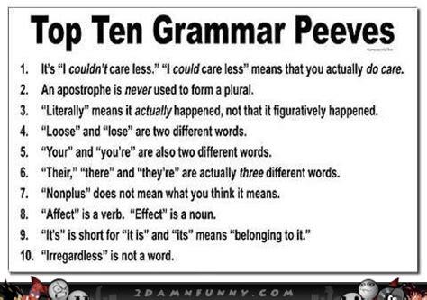Funny Grammar Memes - poor grammar memes image memes at relatably com